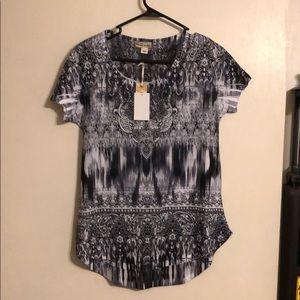World Unity tribal shirt, size S